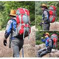 Sac de camping en gros, sac à bandoulière, sac à dos étanche