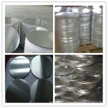 1060/1070 H18 Cercle en aluminium pour table de cuisson