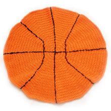 Basketball Round Blanket newborn Baby Blanket play mat rug