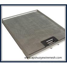 Cocina / Comercial / Hotel / Restaurante / Detector de humo Filtro de campana extractora de cocina de aluminio
