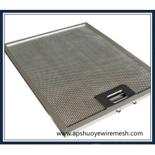 Kitchen/Commercial/Hotel/Restaurant/ Smoke Baffle Aluminum Range Cooker Hood Filter