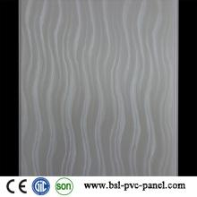 Neue Form 25cm 5mm Laminierte PVC-Wandplatte