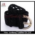 Best-Selling Women′s PU Braid Belt