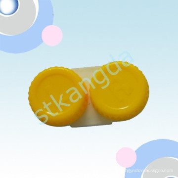 Customized Plastic Contact Lenses Box/Transparent Container Case
