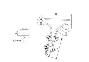 Bolt Type HD Strain Clamp