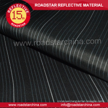 Strip reflective 100% polyester cloth