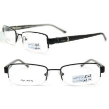 Half Frame Glasses Famous Brands Glasses Frame (BJ12-168)