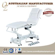 Tabla de examen médico de la cama de la fisioterapia de la silla de la quiropráctica