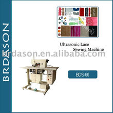 standard type ultrasonic lace machine