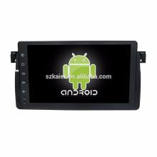 Núcleo Octa! Android 7.1 carro dvd para E46 com 9 polegadas tela capacitiva / GPS / Link Mirror / DVR / TPMS / OBD2 / WIFI / 4G