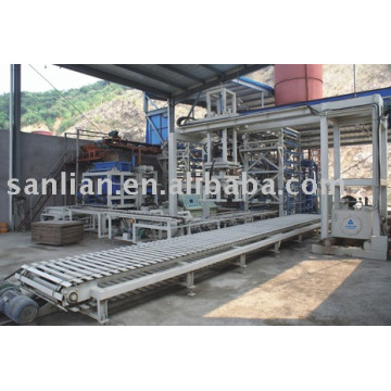 Linha de Produção Automática Completa da Máquina de Fabricação de Blocos