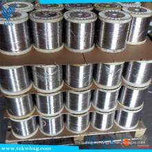 Alambre de soldadura de acero inoxidable ASTM A276 y alambre de soldadura de acero inoxidable brillante AISI202