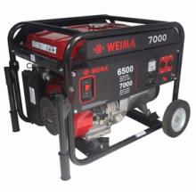 6.5kw Wind Cooling Recoin / generador de gasolina de arranque eléctrico