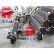 Hot Rolled Galvanized square/rectangular steel pipe/tube