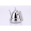 Chaleira do café do gotejamento do Gooseneck do produto da notícia / chaleira de chá de aço inoxidável