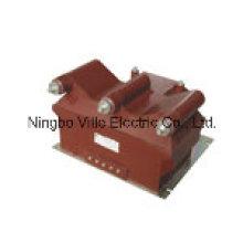 Transformador de instrumentos de interior de resina epoxi transformador de corriente de fundición (JSZFR-10)