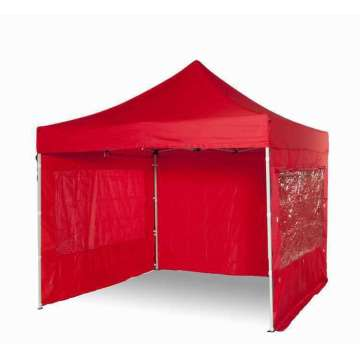 Sidewall Sunwall Carpa impermeable al aire libre