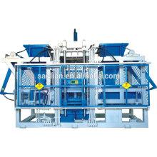 QFT15 vollautomatischer konkreter Vermiculit Intelligente Blockmaschinen