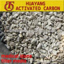 Fornecer 2 a 4 mm de maifanite para filtros de água filtro