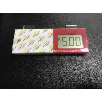 Supermarket digital electronic price label