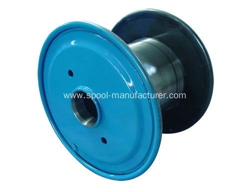 China oem double flange welding wire cable drum manufacturers