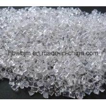 Gránulo del plástico de la viruta del policarbonato de Virgh de la fábrica
