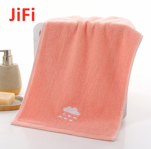 Kids Baby Hot Selling Pretty Design Soft Cotton Face Towel 6