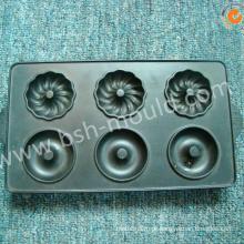 Non-stick Mini panelas de alumínio de fundição