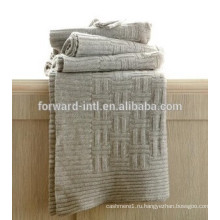 Трикотажные кашемир одеяло весна и осень одеяло цветок случайный