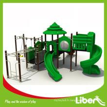 Parc d'attractions China Factory Liben Aire de jeux extérieure avec des barres de singe