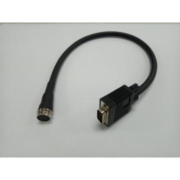 VGA to 13pin DIN socket cable
