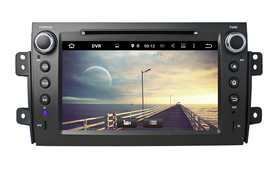 Suzuki SX4 2006-2012 Car dvd player
