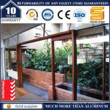 Aluminum-Wood Compound Sliding Door