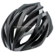 Man Cyclist Bike Helmet