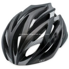 Man Cyclist Bike Helmet