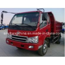 5 Ton 110HP Mini Dumper Truck with Good Price for Sale Kmc3080p3
