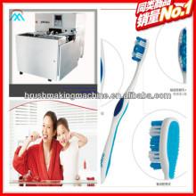 2014 nova linha de produção de escova de dentes