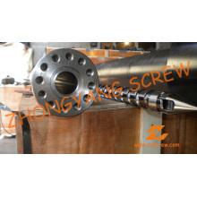 PP PE para cilindro de parafuso para máquina de moldagem por injeção simples