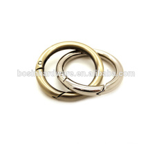 Moda Alta Qualidade Metal O Ring Carabiner