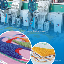 Towel / Chain Stitch / Chenille mixed Embroidery Machine
