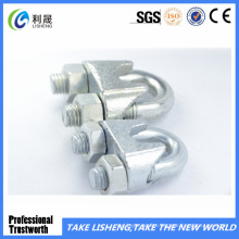 U. S. Type Galvanized Malleable Wire Rope Clips