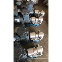 KCB Edelstahl 304 Zahnradpumpe / Drehgetriebe PUMPE / 1,5 Zoll Ölpumpe