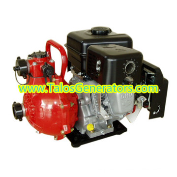 2 Inch Portable B&S Gasoline Water Pump for Fire Fighting (HWP20BS2)