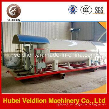 50000liter / 50cbm / 50m3 LPG Skid Filling Station