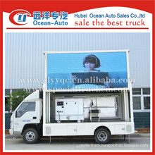 led advertising truck,advertising truck used