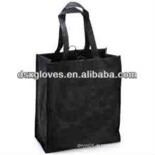 Schwarze billige Weintaschen