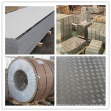 DC Hoja de aluminio 1060 1100 3003 3004 5052 6061