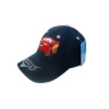 Gorra de béisbol de los niños con el logotipo (KS18)