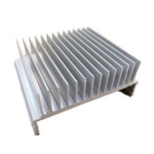 6061 alumínio para perfis de extrusão de alumínio de uso de máquina