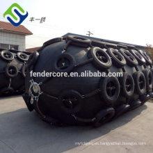 guardabarros neumático flotante usado para buque, Marine spatborden